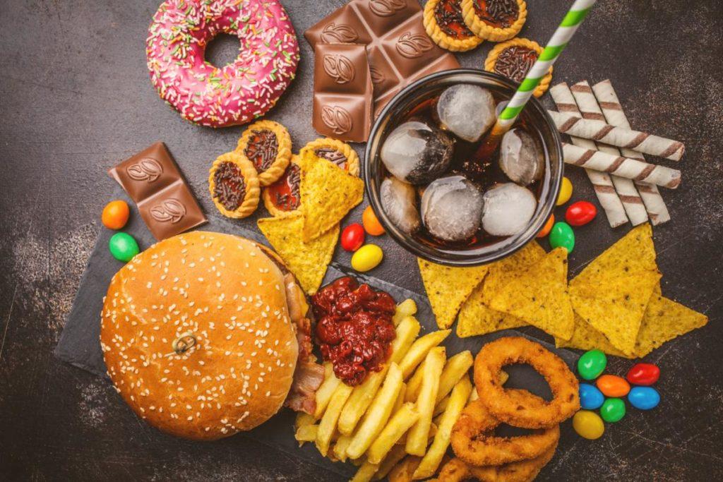Szkodliwa dieta stresuje organizm