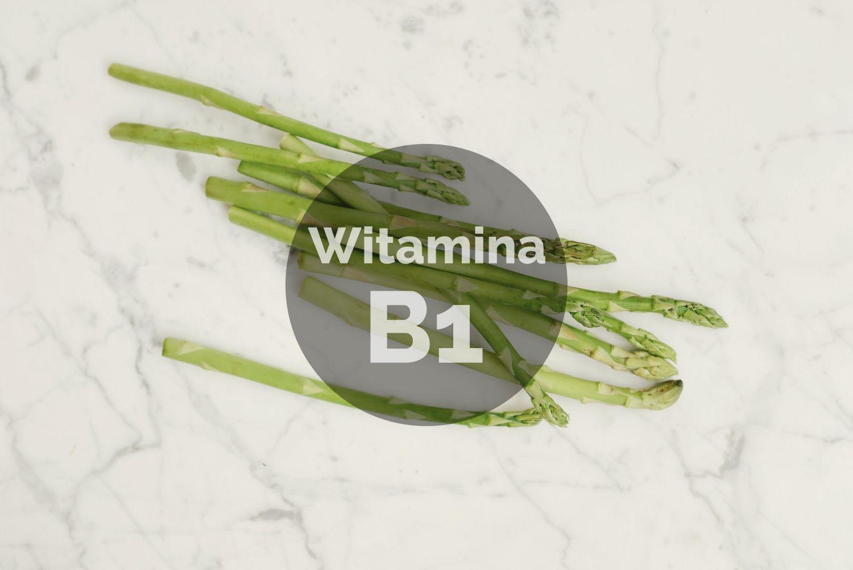 Witamina B1- właściwości, źródła i dawkowanie