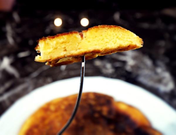 Omlet biszkoptowy na słodko przepis
