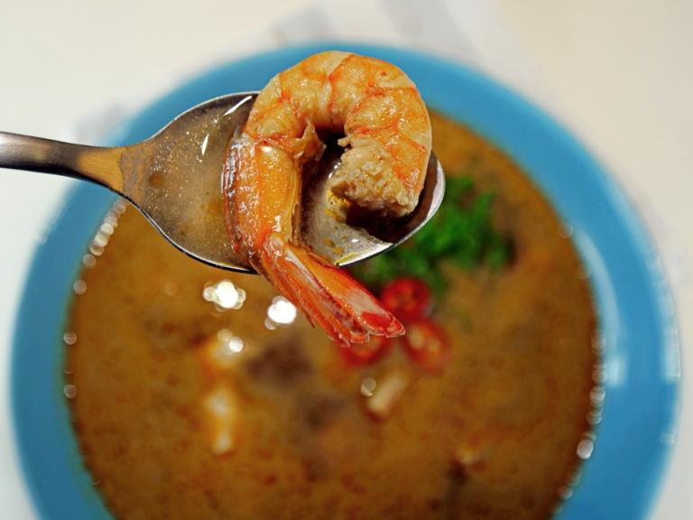 Tajska zupa rybna przepis