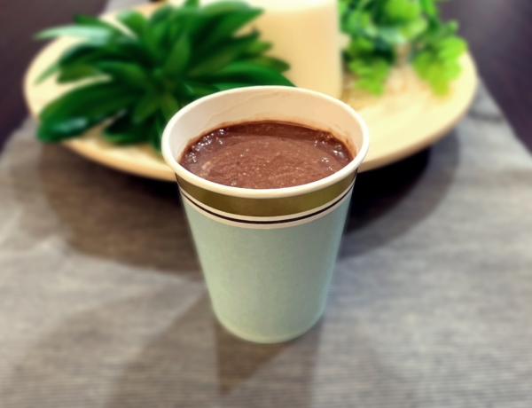 Koktajl owsiano-czekoladowy przepis