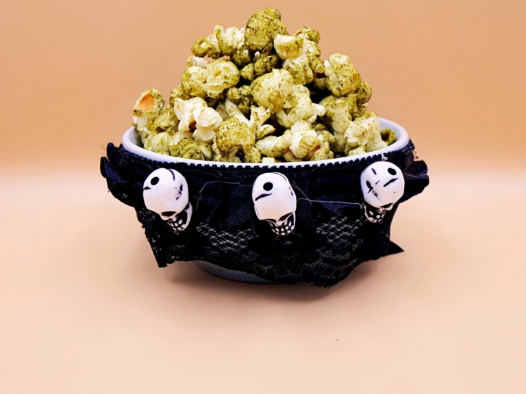 splesnialy popcorn