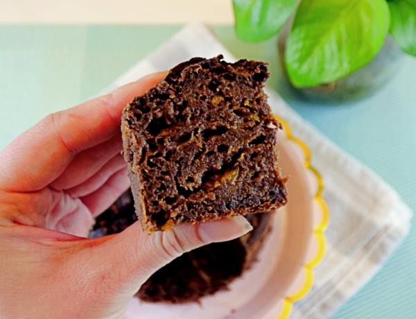 Czekoladowe ciasto z dyni przepis