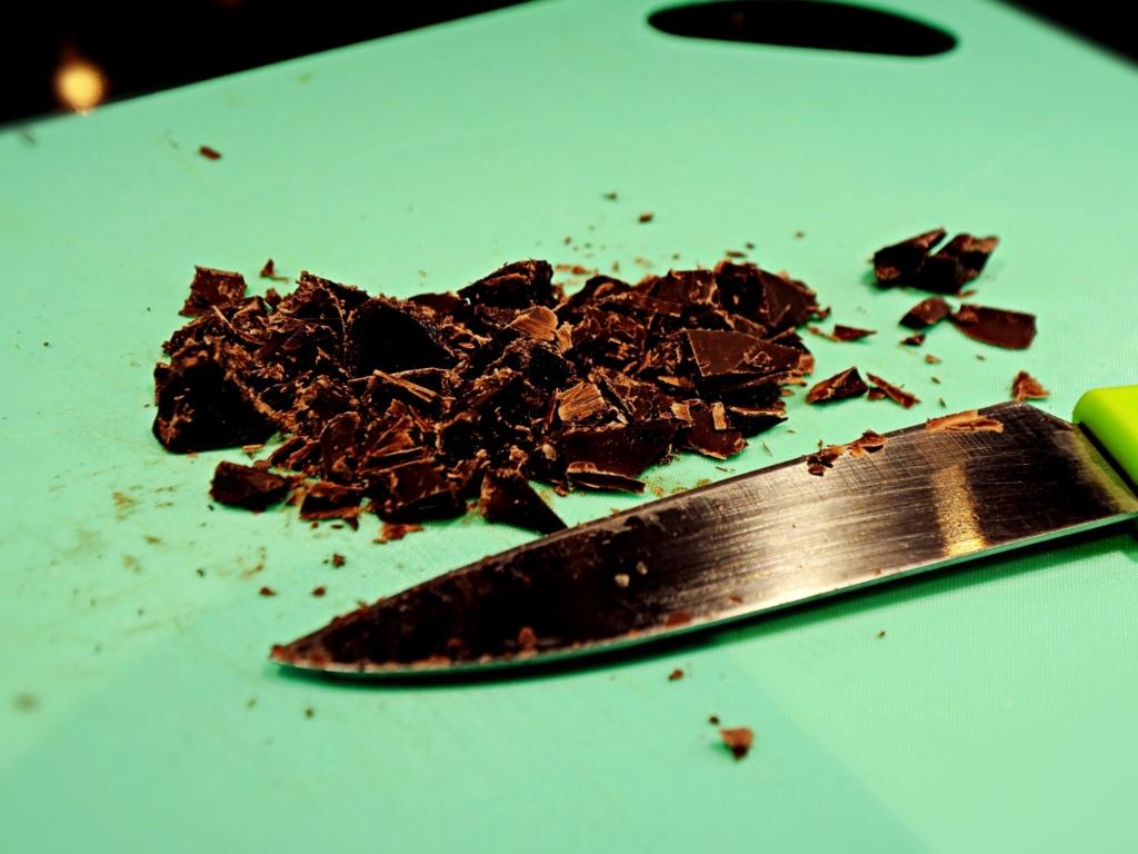 Muffiny piernikowo-czekoladowe przepis