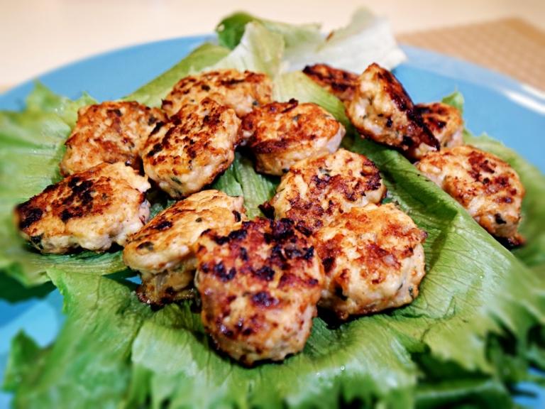 Mięsne kulki z kurczaka przepis
