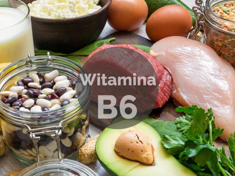 Witamina B6- właściwości, źródła i dawkowanie