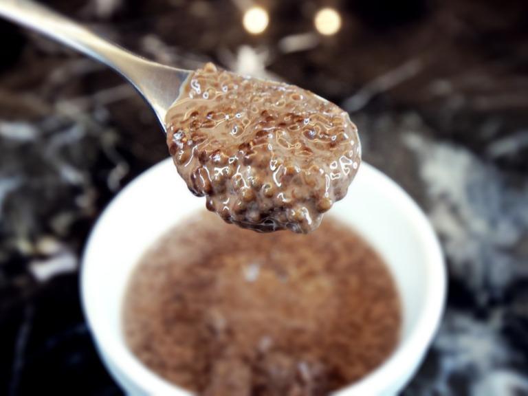 Czekoladowy deser chia przepis