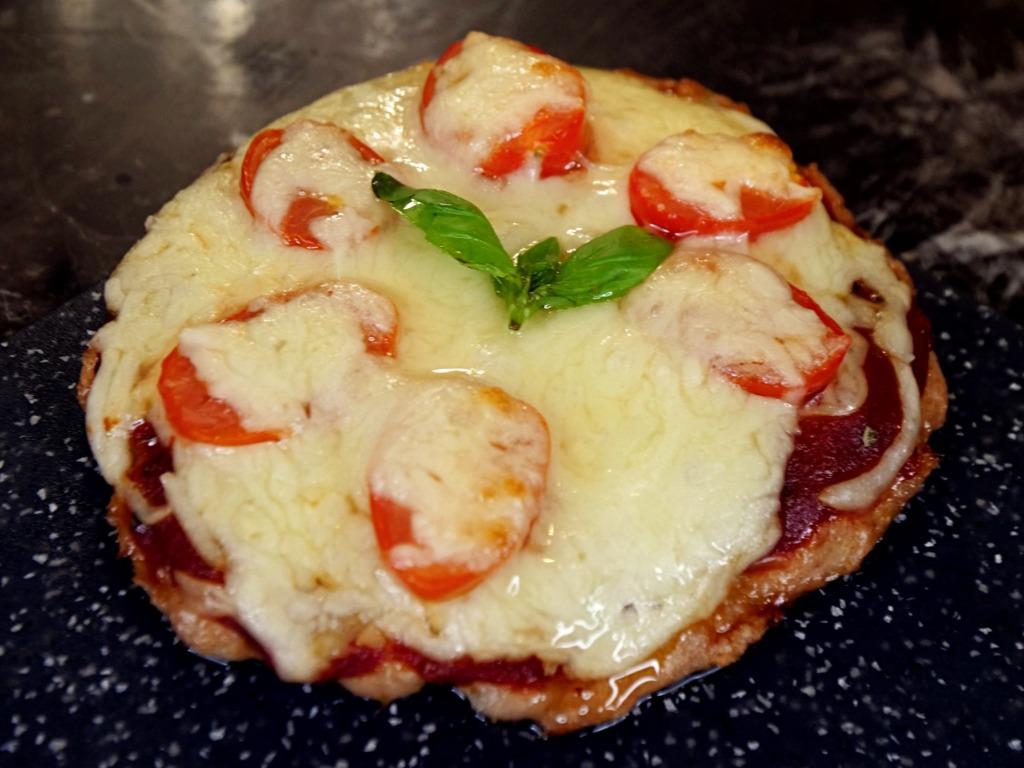 Keto pizza przepis