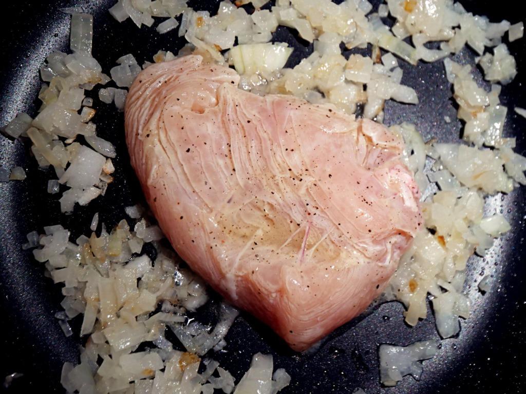 Kurczak w sosie śmietanowym przepis