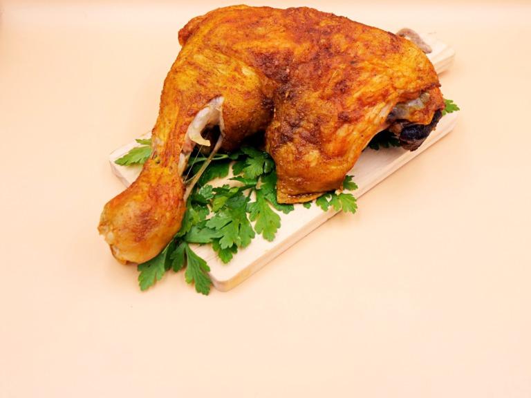 Pieczone udko z kurczaka przepis