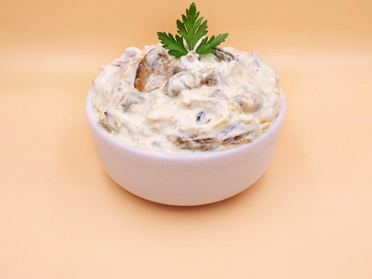 Kremowy sos z grzybów leśnych przepis