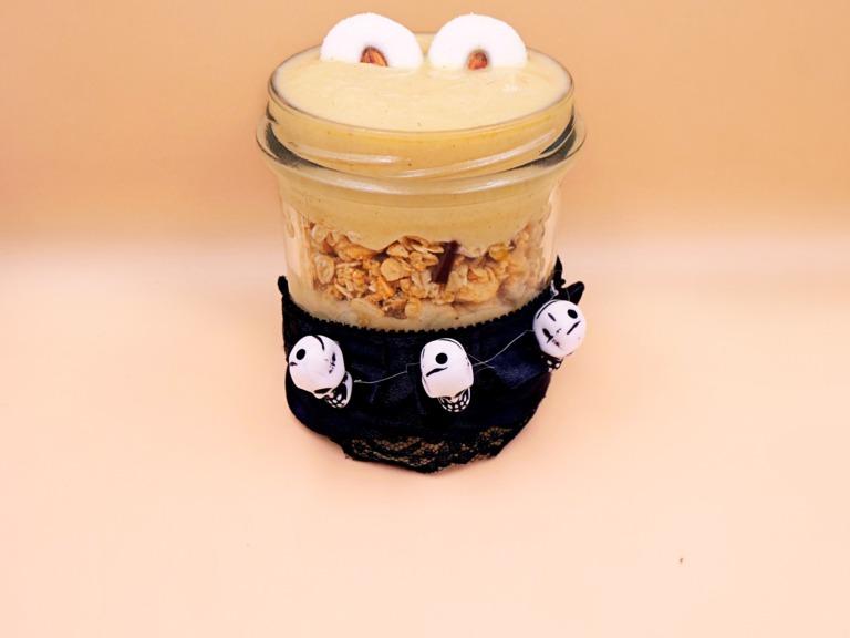 potworkowy deser na halloween